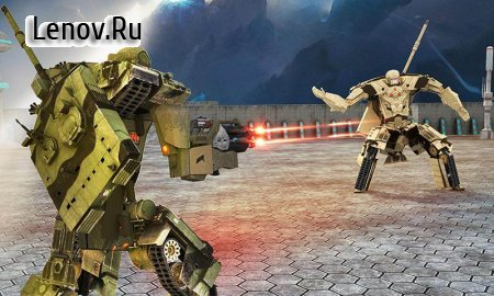 Steel Robot Tank Fight 2017 v 1.2 (Mod Money)