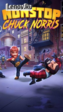Nonstop Chuck Norris v 1.5.0 (Mod Money & More)