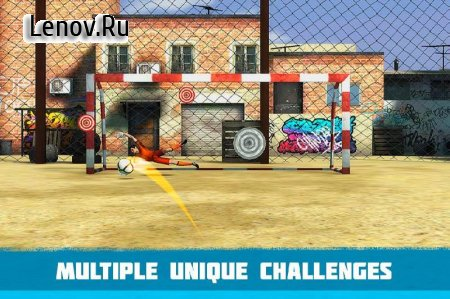 Penalty Kick: Soccer Football v 1.02 Мод (Infinite Gold/All Challenges Unlocked)