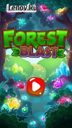 Forest Blast: Diamond Match 3 v 9.200.1 (Mod Money)