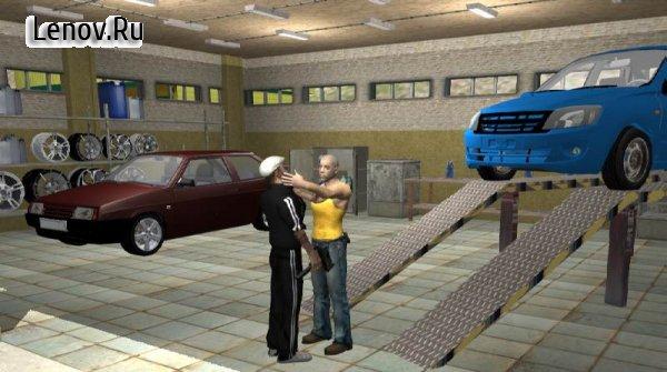 скачать игру criminal russia 3d gangsta way много денег