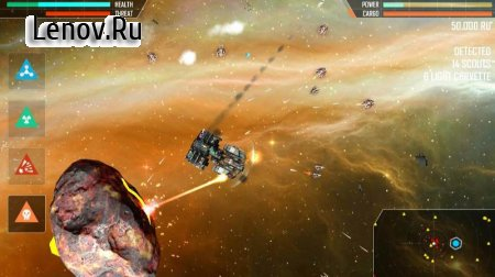 Starlost - Space Shooter v 1.0.22.1 (Mod Money)