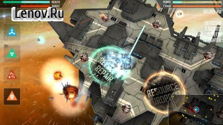 Starlost - Space Shooter v 1.0.21.1 (Mod Money)