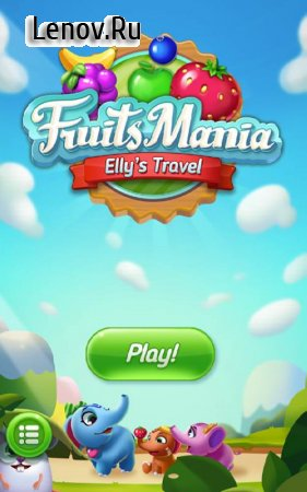 Fruits Mania : Elly's travel (обновлено v 1.16.18) (Mod Money/banner removed/no ads)