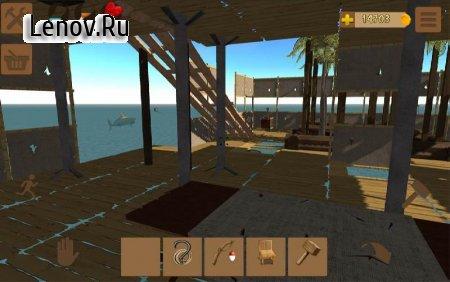 Oceanborn: Survival on Raft v 1.7 Мод (много денег)