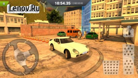 Real Car Parking Simulator 16 PRO v 1.03.005 Мод (много денег)