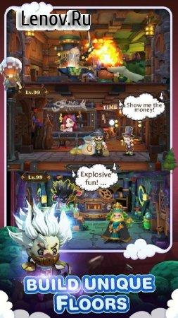 Castle of legends v 1.9 Мод (Monsters Disarmed)