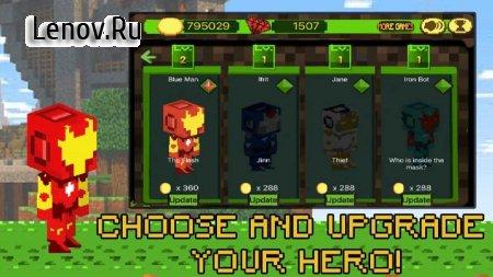 Craft Iron Clash Super Hero v 1.22 (Mod Money)