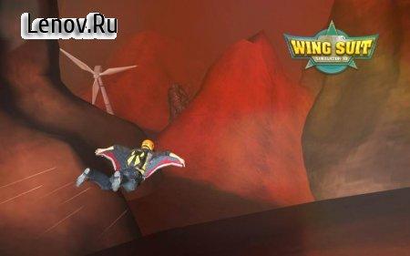 WingSuit Simulator 3D v 11.5 Мод (Unlimited cash)