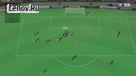 Active Soccer 2 DX (обновлено v 1.0.3) (Full)