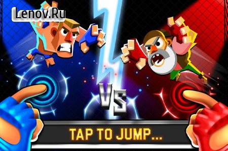UFB 3: Ultra Fighting Bros - 2 Player Fight Game v 1.0.1 Мод (Unlocked)