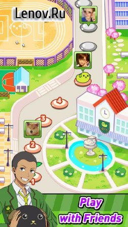 Bean Crush - Adorable Match 3 v 1.1.8.6 Мод (Unlimited diamond/coin)