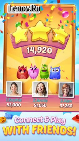 Cookie Cats Pop v 1.50.2 Мод (Unlimited Coins)