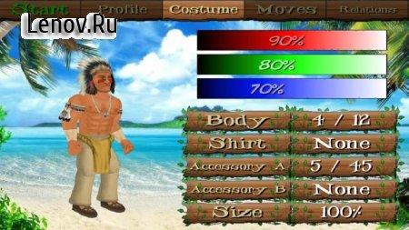Wrecked (Island Survival Sim) (обновлено v 1.050) Мод (Unlocked)