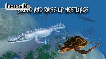 Sea Monster Megalodon Attack (обновлено v 1.0) Мод (много денег)