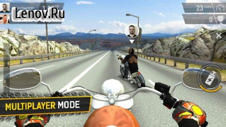 Moto Racing 3D v 1.5.12 (Mod Money)