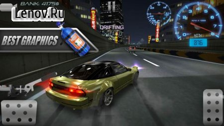 Drift Streets Japan v 1.0.0 (Mod Money)