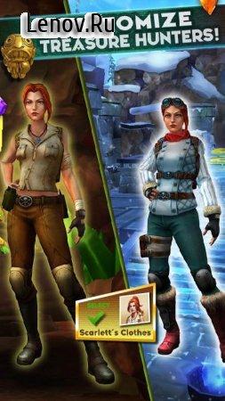 Temple Run: Treasure Hunters v 1.2.141 (Mod Lives)