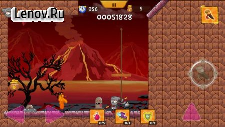 Twitch - Super Ninja Adventure v 6.3 Мод (Unlimited coins)