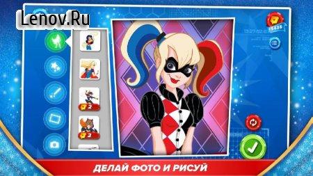 DC Super Hero Girls™ (обновлено v 2.0.0) Мод (Unlimited Hero Shields/High Scores  & More)