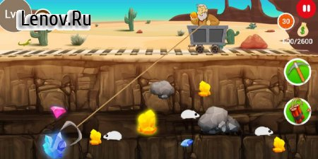 Gold Miner 2017 v1.0 (Mod Money)
