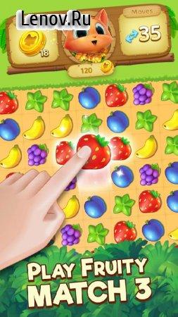 Tropicats - Puzzle Paradise v 1.36.163 Мод (Cheat Menus Enabled)