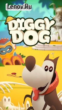 My Diggy Dog v 2.330 (Mod Money)
