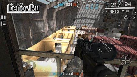 Squad Strike 3 : FPS (обновлено v 1.8) (Mod Ammo)