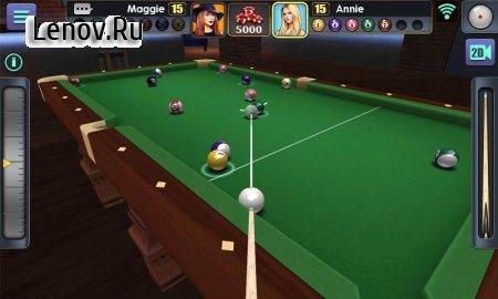 3D Pool Ball v 2.2.2.3 Мод (Long Line/Unlocked)