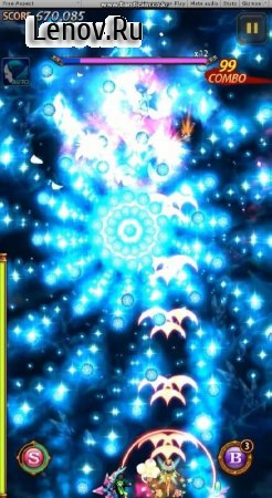 Heroes of Sky : Shooting RPG v 2.2.3 (God mode/1hit kill)