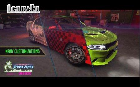 Speed Kings Drag & Fast Racing v 1.0 (Mod Money)