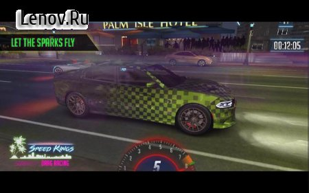 Speed Kings Drag & Fast Racing v 1.0 (Mod Money)