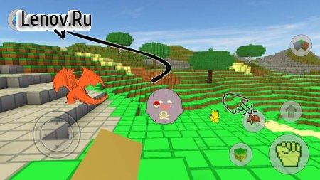 Multicraft GO: Pixelmon mod v 8