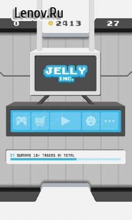 Jelly Inc. (обновлено v 1.1.1) (Mod Money)