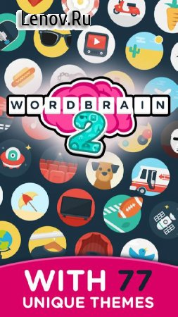 WordBrain 2 v 1.8.7 (Mod Hints/Ad-Free)