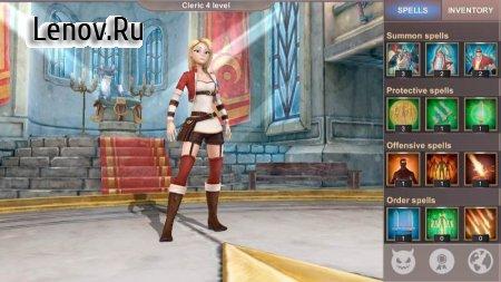 Heroes of Arca (обновлено v 1.2) (Full) (Mod Money)