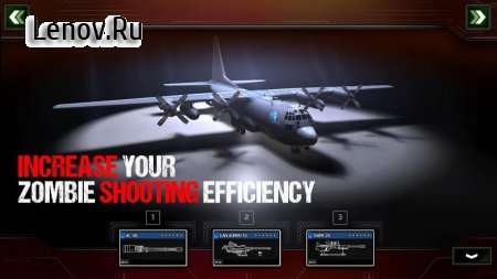 Zombie Gunship Survival v 1.6.0 Mod (Unlimited Bullet/No Cooling Time)