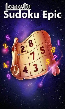 Sudoku+ v 2.3.96.127 Мод (Unlocked)