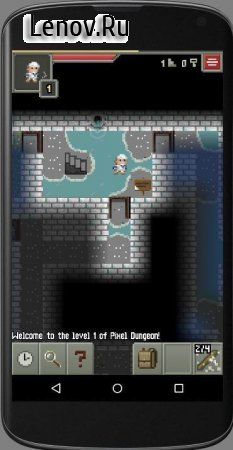 Unleashed Pixel Dungeon v 0.2.8 (Mod Money)
