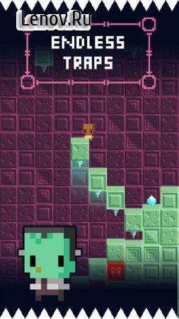 Temple of spikes v 1.2 Мод (Many keys)