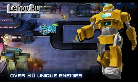 INTRUDERS: Robot Defense v 1.0 (Mod Money)