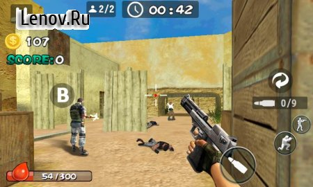 Gun Strike Blood Killer v 1.0.3 (Mod Money)
