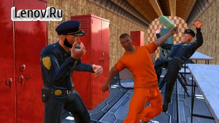 Prison Escape Survival Island v 1.7 Мод (Unlocked)