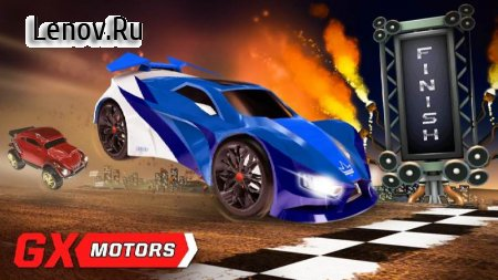 GX Motors v 1.0.62 (Mod Money)