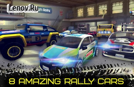 Rough Rally Offroad Truck v 1.12 (Mod Money)