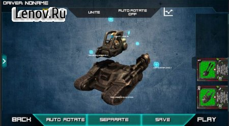 Frag The Tanks Premium v 1.02 (Full) (Mod Money/Unlocked)