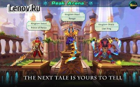 The Arabian Nights v 1.0.2 Мод (Player Damage x5 & Enemy Damage /5)