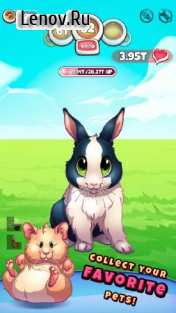 Pet Petters - Cutest Idle Game v 0.1 Мод (IAP Crack)