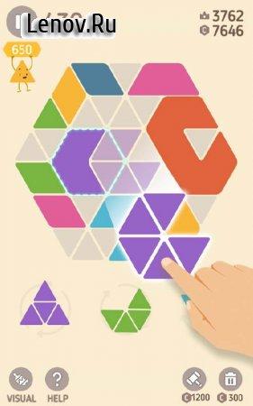 Make Hexa Puzzle (обновлено v 1.0.18) (Mod Money)