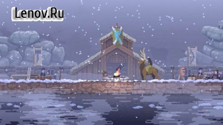 Kingdom: New Lands v 1.3.2 (Mod Money)